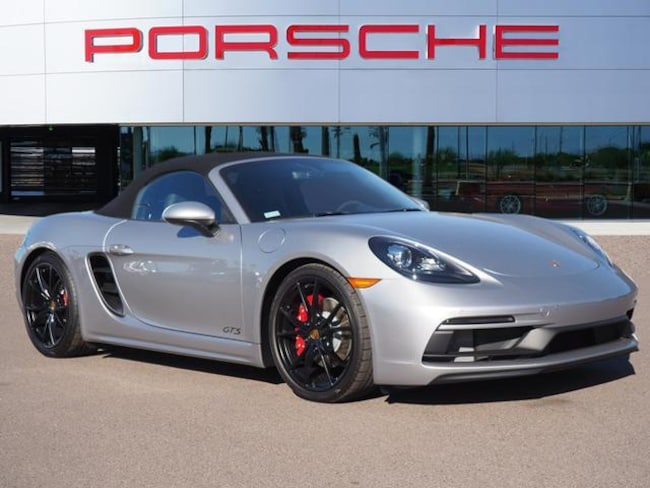 New 2019 Porsche 718 Boxster GTS Roadster Convertible For Sale in Chandler