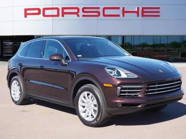 New 2019 Porsche Cayenne AWD Sport Utility For Sale in Chandler
