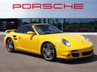 2009 Porsche 911 2dr Cabriolet Turbo Convertible