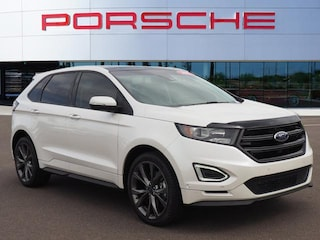 Used 2017 Ford Edge Sport AWD Sport Utility 2FMPK4AP1HBB69073 for sale in Chandler, AZ at Porsche Chandler