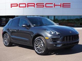 New 2018 Porsche Macan AWD Sport Utility WP1AA2A56JLB18835 for sale in Chandler, AZ at Porsche Chandler
