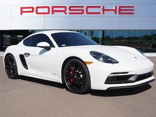 New 2019 Porsche 718 Cayman GTS Coupe 2dr Car WP0AB2A89KS278062 for sale in Chandler, AZ at Porsche Chandler