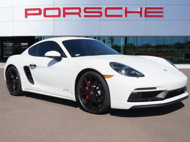 New 2019 Porsche 718 Cayman GTS Coupe 2dr Car For Sale in Chandler