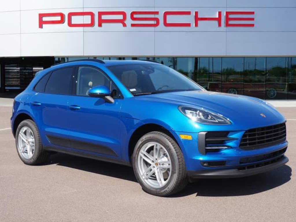 2019 New Porsche Macan For Sale Chandler Az 9m019