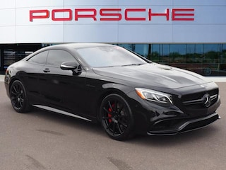 Used 2015 Mercedes-Benz S-Class 2dr Cpe S 63 AMG 4matic 2dr Car WDDXJ7JB7FA006228 for sale in Chandler, AZ at Porsche Chandler