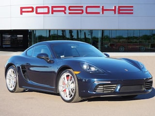 New 2019 Porsche 718 Cayman S Coupe 2dr Car WP0AB2A86KS278147 for sale in Chandler, AZ at Porsche Chandler