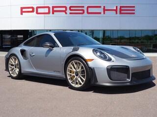 Certified 2018 Porsche 911 GT2 RS Coupe 2dr Car WP0AE2A92JS185737 for sale in Chandler, AZ at Porsche Chandler
