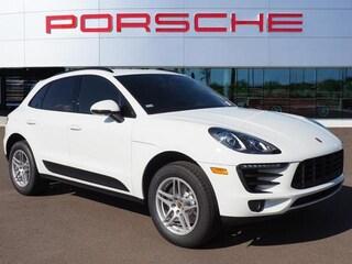 New 2018 Porsche Macan AWD Sport Utility WP1AA2A52JLB14510 for sale in Chandler, AZ at Porsche Chandler