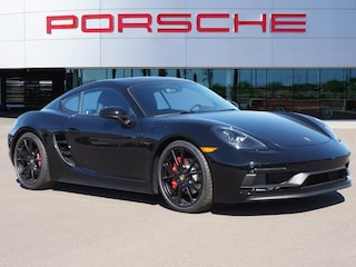 2018 Porsche 718 Cayman GTS Coupe 2dr Car