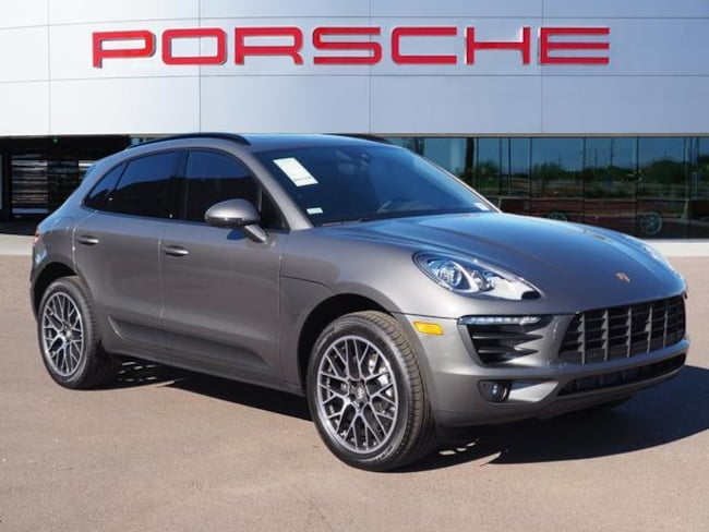 New 2018 Porsche Macan AWD Sport Utility For Sale in Chandler