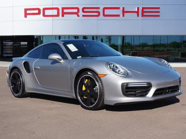 New 2019 Porsche 911 Turbo S Coupe 2dr Car For Sale in Chandler