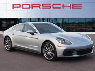 New 2018 Porsche Panamera RWD 4dr Car WP0AA2A77JL119656 for sale in Chandler, AZ at Porsche Chandler