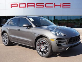 New 2018 Porsche Macan Turbo AWD Sport Utility WP1AF2A56JLB71374 for sale in Chandler, AZ at Porsche Chandler