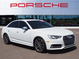 Used 2018 Audi S4 3.0 Tfsi Premium Plus Quattro AWD 4dr Car WAUB4AF44JA001898 for sale in Chandler, AZ at Porsche Chandler