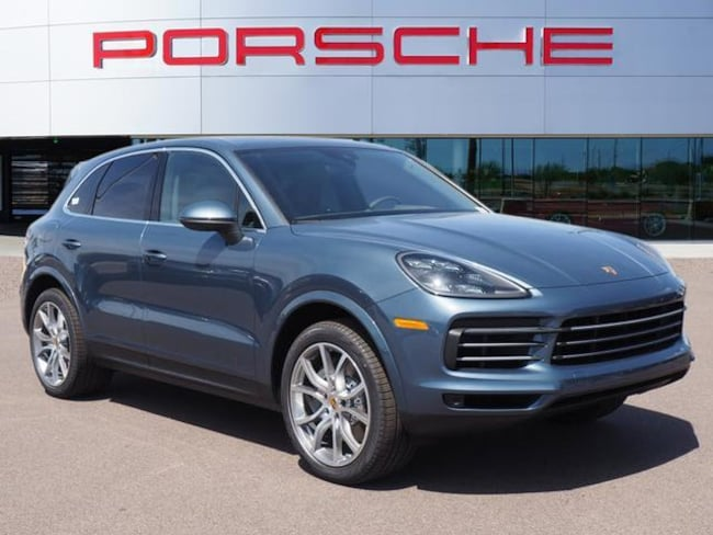 New 2019 Porsche Cayenne S AWD Sport Utility For Sale in Chandler
