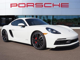 New 2018 Porsche 718 Cayman GTS Coupe 2dr Car WP0AB2A80JK279664 for sale in Chandler, AZ at Porsche Chandler
