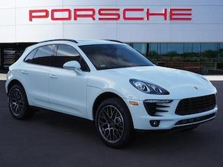 New 2018 Porsche Macan AWD SUV WP1AA2A52JLB22638 for sale in Chandler, AZ at Porsche Chandler