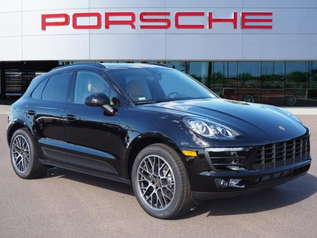 New 2018 Porsche Macan Sport Edition AWD Sport Utility For Sale in Chandler