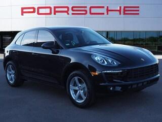 New 2018 Porsche Macan AWD SUV WP1AA2A52JLB22767 for sale in Chandler, AZ at Porsche Chandler