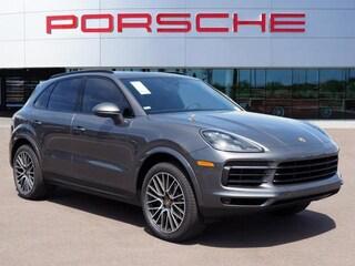 Certified 2019 Porsche Cayenne AWD Sport Utility WP1AA2AY3KDA13725 for sale in Chandler, AZ at Porsche Chandler