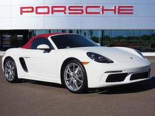 New 2019 Porsche 718 Boxster Roadster Convertible WP0CA2A87KS210354 for sale in Chandler, AZ at Porsche Chandler