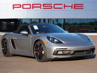New 2018 Porsche 718 Boxster GTS Cabriolet WP0CB2A83JS229401 for sale in Chandler, AZ at Porsche Chandler