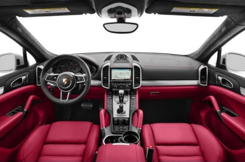 Porsche cayenne for sale in chandler az near phoenix - Porsche macan white with red interior ...