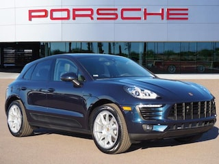 New 2018 Porsche Macan Sport Edition AWD Sport Utility WP1AA2A52JLB17116 for sale in Chandler, AZ at Porsche Chandler