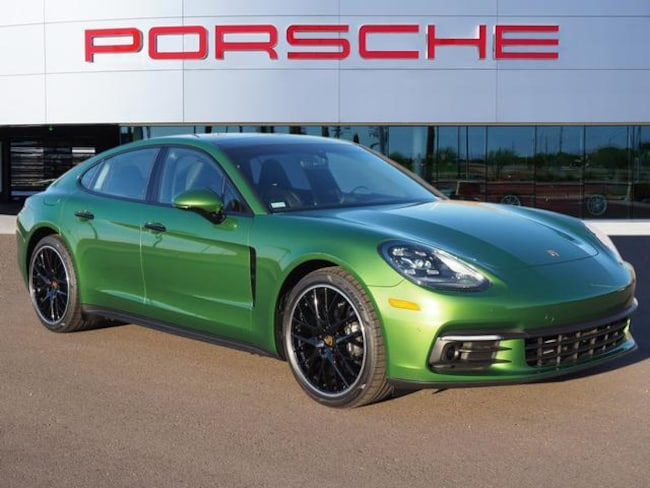 New 2018 Porsche Panamera RWD 4dr Car For Sale in Chandler