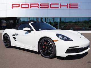 New 2018 Porsche 718 Boxster GTS Roadster Convertible WP0CB2A87JS229255 for sale in Chandler, AZ at Porsche Chandler