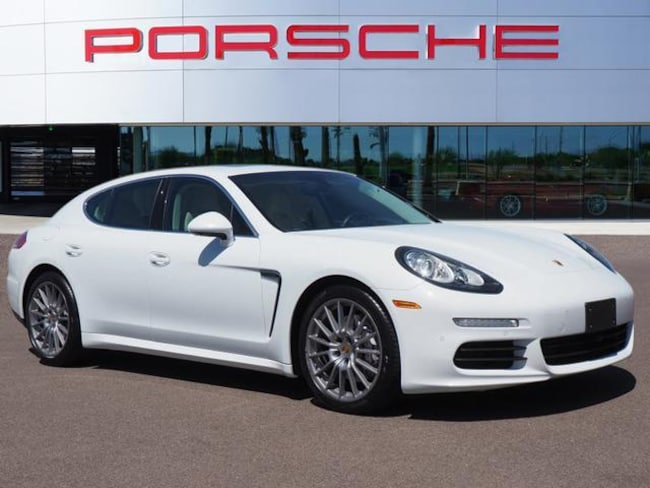 Certified Used 2016 Porsche Panamera 4dr HB S 4dr Car For Sale in Chandler