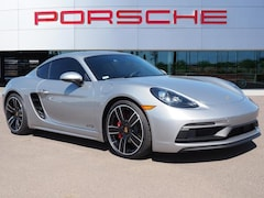 2019 Porsche 718 Cayman GTS Coupe 2dr Car