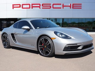 New 2019 Porsche 718 Cayman GTS Coupe 2dr Car WP0AB2A80KS278063 for sale in Chandler, AZ at Porsche Chandler