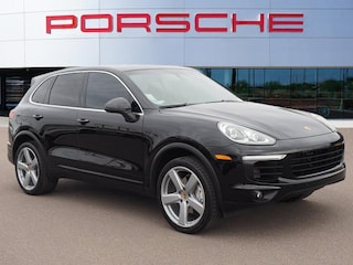 Certified 2018 Porsche Cayenne S AWD Sport Utility WP1AB2A20JLA61082 for sale in Chandler, AZ at Porsche Chandler