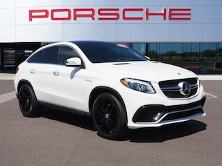 Used 2016 Mercedes-Benz AMG GLE 4matic 4dr AMG GLE 63 S Cpe Sport Utility 4JGED7FB6GA036643 for sale in Chandler, AZ at Porsche Chandler