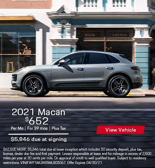 2021 Macan