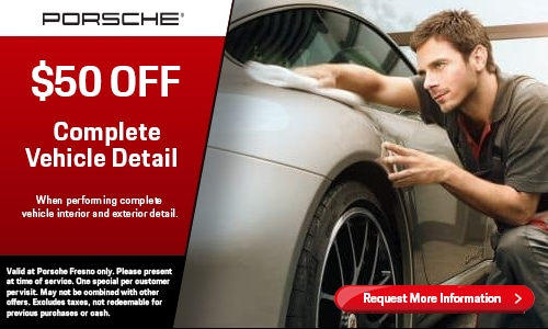$50 Off Complete Vehicle Detail