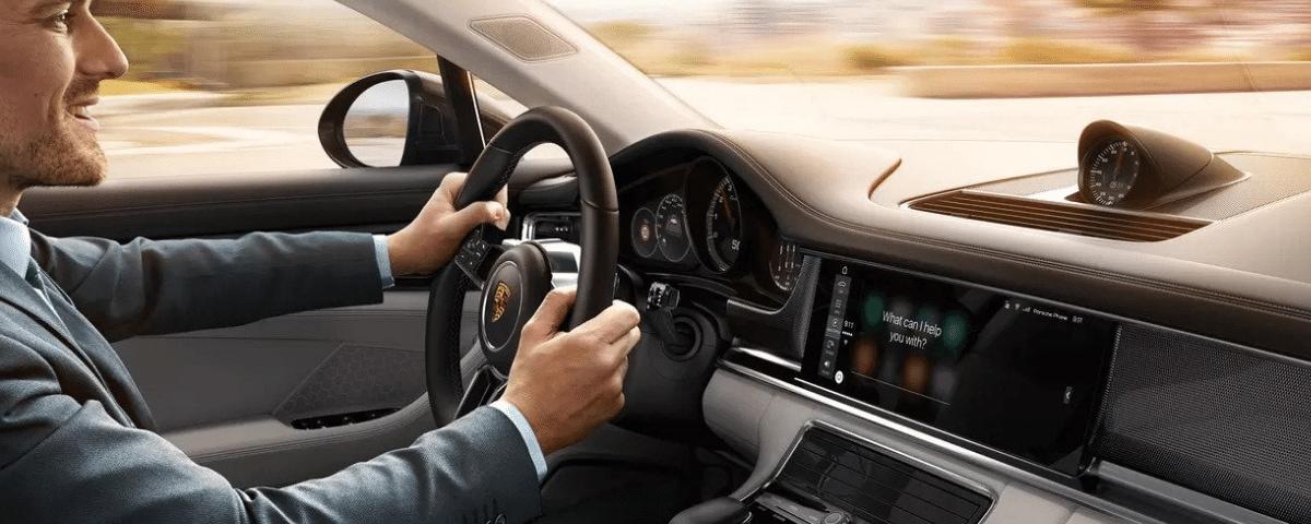 Porsche Connect Features & Services | Porsche Plano