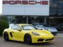 2018 Porsche 718 Cayman Sport Exhaust Bose Navi 20