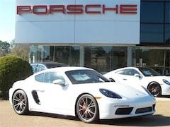 2017 Porsche 718 Cayman S Premium Package 7 spd PDK