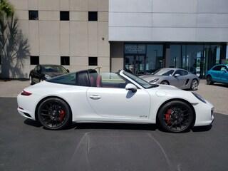 2019 Porsche 911 4 GTS Targa 4 GTS