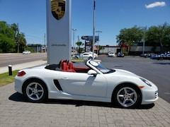 2013 Porsche Boxster Base 2dr Roadster