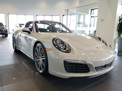 2019 Porsche 911 4S Targa 4S