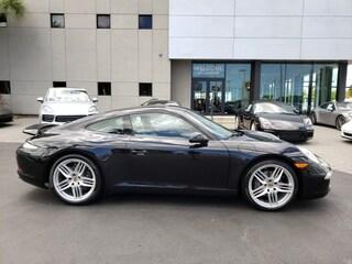 2016 Porsche 911 Carrera Black Edition 2dr Cpe Carrera Black Edition