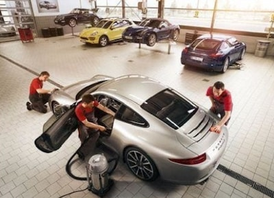 Classic Porsche Repairs