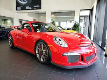 2015 Porsche 911 GT3 GT3 2dr Cpe