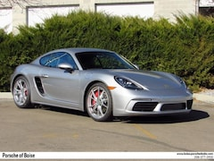 2018 Porsche 718 Cayman S Coupe Car