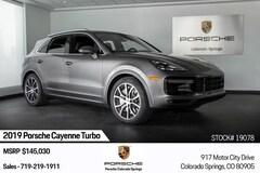 2019 Porsche Cayenne Turbo SUV