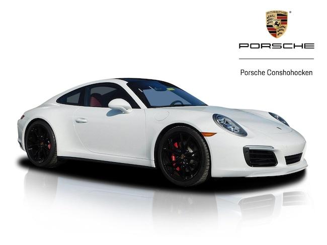 2019 Porsche 911 Carrera 4S Car