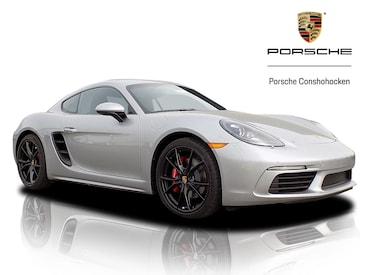 2018 Porsche 718 Cayman S Car